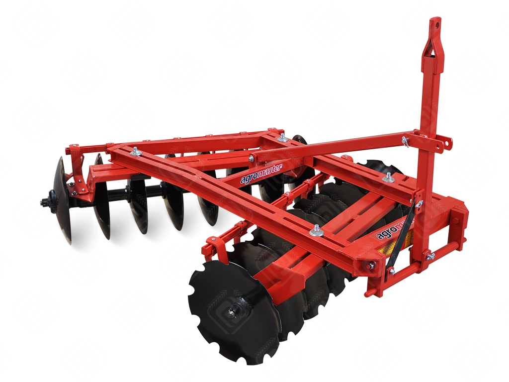 Mounted Light Type Offset Disc Harrows Agricultural