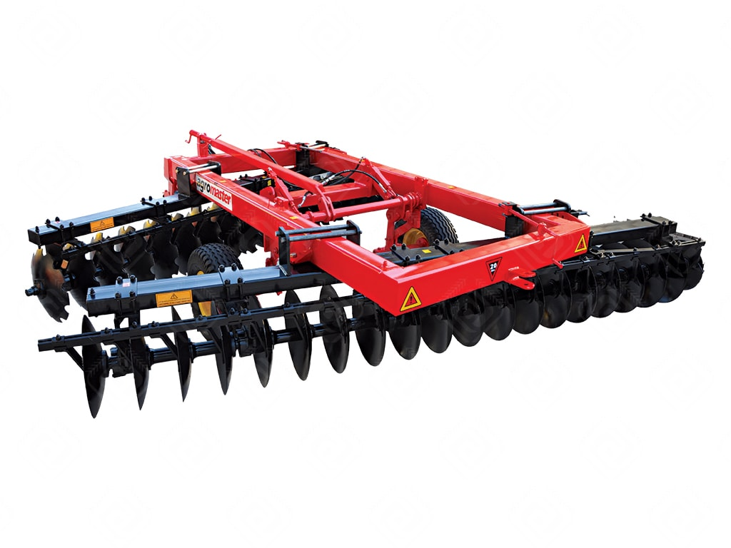trailed wide type disc harrow heavy type agricultural. Black Bedroom Furniture Sets. Home Design Ideas