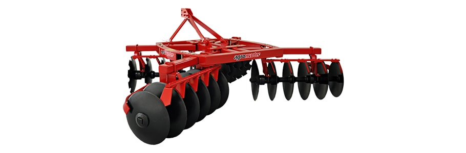 Mounted X Type Disc Harrows
