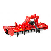 Rotovator with Vertical Blades (Power Harrow)