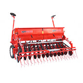 Seed Drill Mounted
