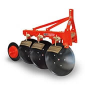 Round Frame Disc Ploughs
