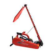 Double Bar Sickle Mower