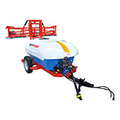 Field Sprayer Trailed Semi-Hydraulic Boom