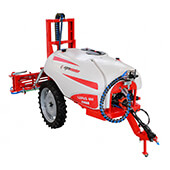 Field Sprayer Trailed Heavy-Duty Semi Hydraulic High Wheel