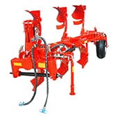 Hydraulic Inch Adjustable Reversible Ploughs