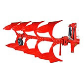 Mechanical Inch Adjustable Reversible Plough