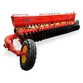Sesame Seed Drill