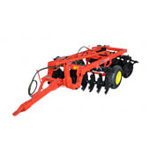 Trailed Wide Type Disc Harrows Light Type